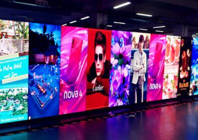 Indoor P3 LED poster - Totem Led Italia