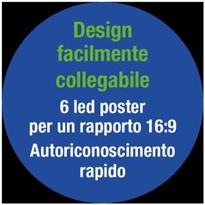 LED poster: i totem led di NSE LED Italia